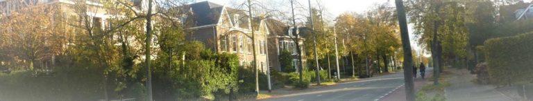 Kantoor aan de Velperweg Arnhem van Engels solicitor Joost Maassen